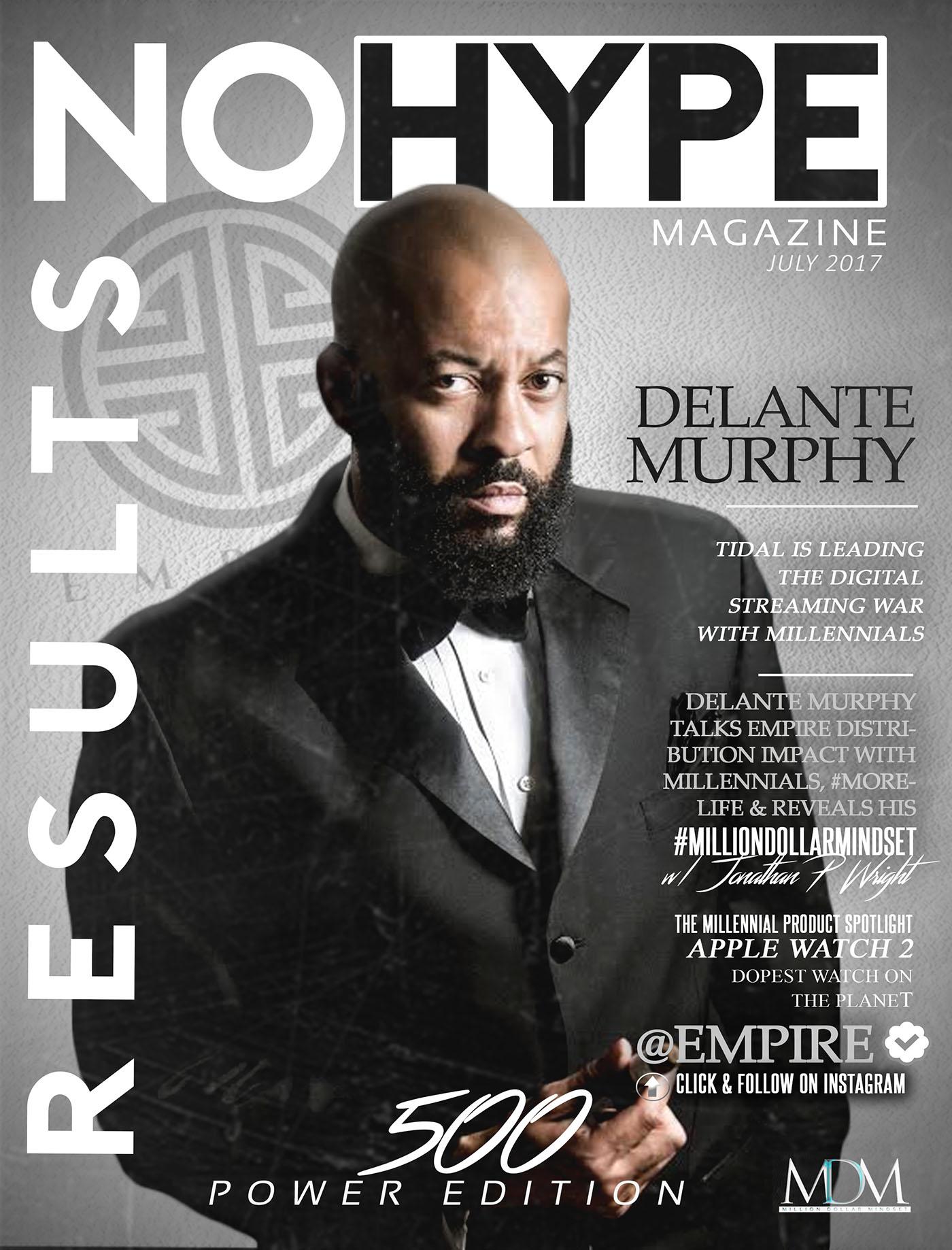 MDM MagazineMURPHY