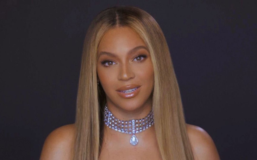 Beyonce Vote like our life relies upon it since it does