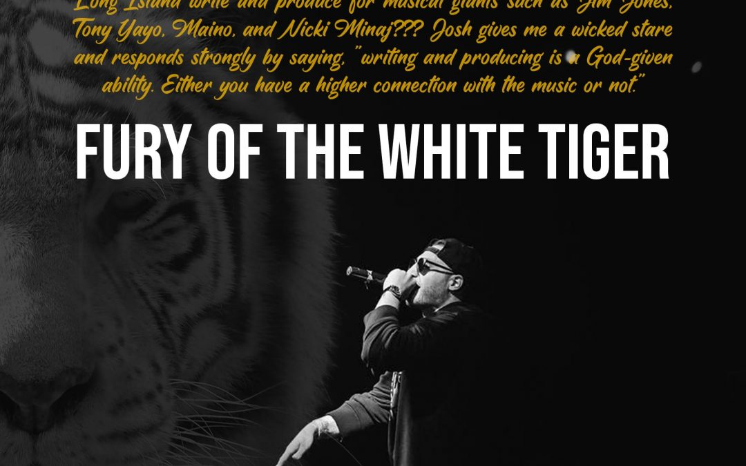 IAMJOSHSTONE: Fury of the White Tiger