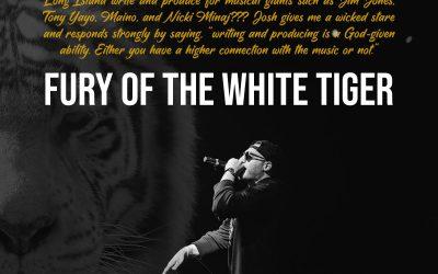 IAMJOSHSTONE: Fury of the White Tiger