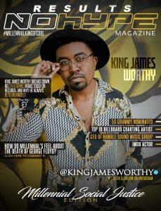 KING JAMES WORTHY