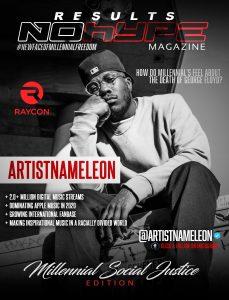 ARTIST NAME LEON