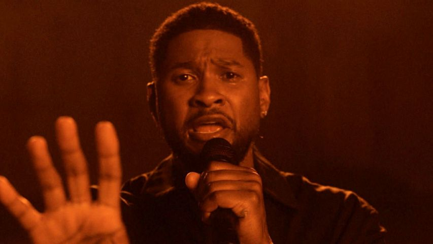 Usher uncovers impressive new single