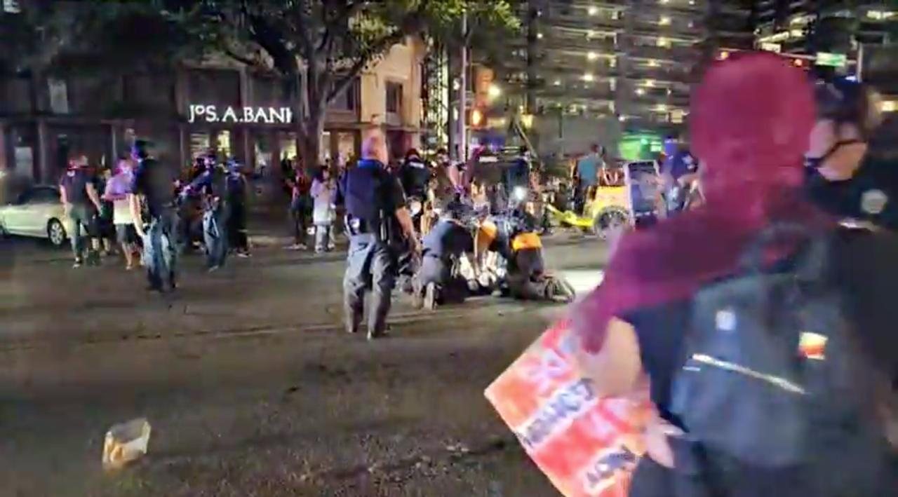Austin man shot and executed during Black Lives Matter peaceful protest