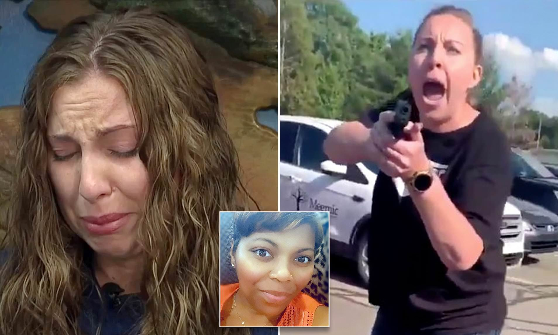 Michigan couple who pulled a firearm on Black family state they confronted ''ethnic terrorizing''
