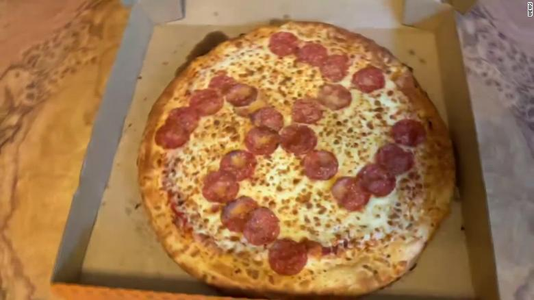 Little Caesars terminates two workers after swastika found on pizza