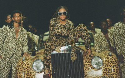 """Beyoncé uncovers new visual for """"ALREADY"""""""