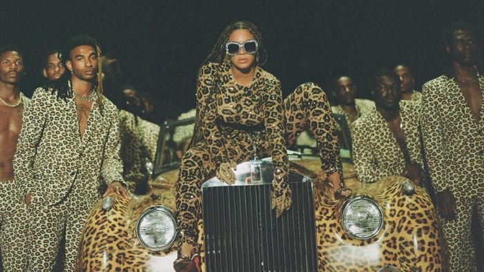 "Beyoncé uncovers new visual for ""ALREADY"""