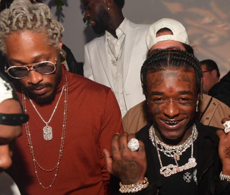 Future and Lil Uzi Vert uncover two new blazing singles
