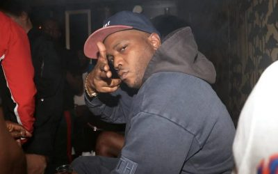 """""""Ghost Vibe's"""" new Visual Released by Styles P"""