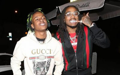 """In New Visual Rich The Kid, Quavo, and Takeoff are """"Too Blessed"""""""