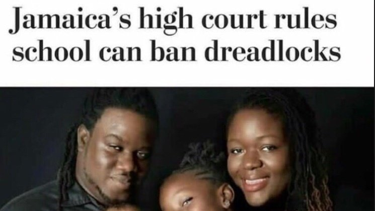 Jamaica's Supreme Court rules school can ban child with dreadlocks