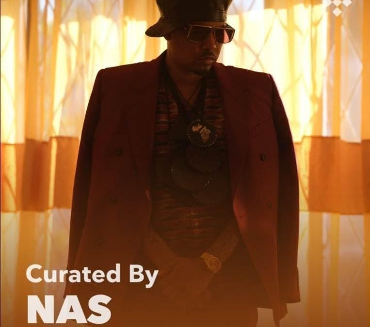 """""""No Rap In My Playlist"""" by Nas Releases Exclusively On TIDAL"""