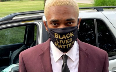 Pennsylvania student restricted from wearing Black Lives Matter mask during graduation