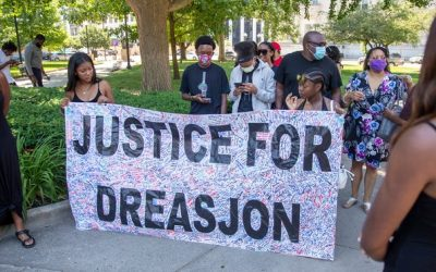 Post-mortem report delivered to Dreasjon Reed's family months after police lethally shot him