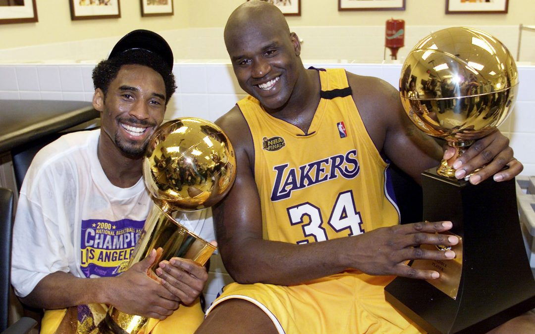 Shaquille O'Neal, LeBron James and more celebrate Kobe Bryant's 42nd birthday