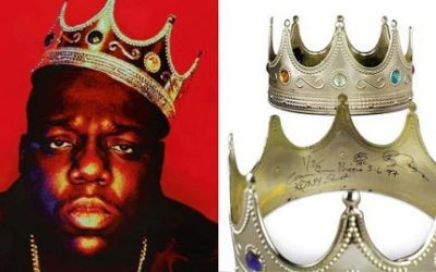 Tupac's Love Letters to be Auctioned off with the Notorious B.I.G.'s crown