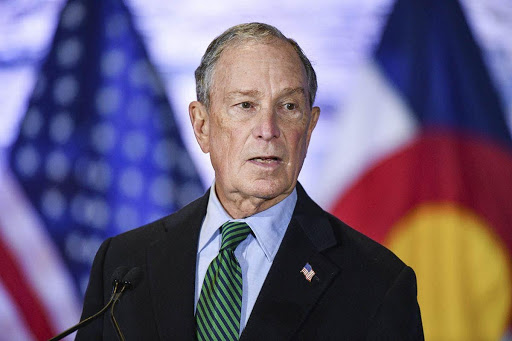 $100 million donated by Michael Bloomberg to four historically Black medical schools