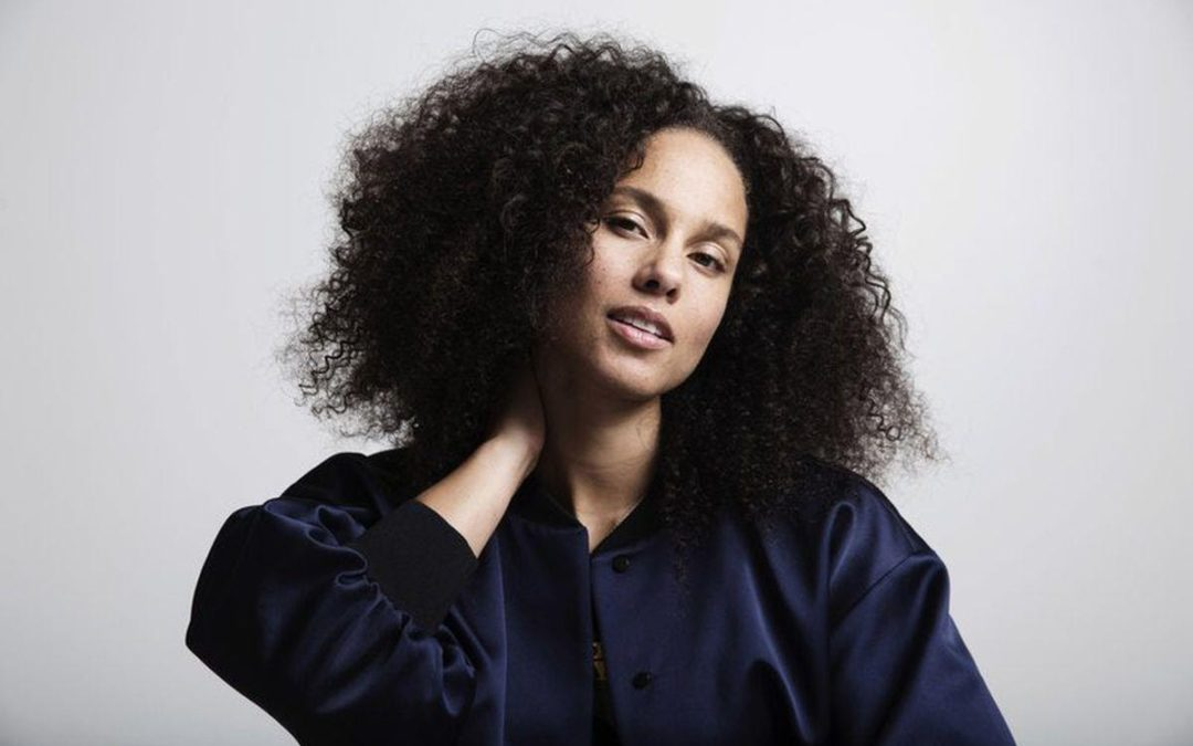 "Alicia Keys shares official video for ""Love Looks Better"""