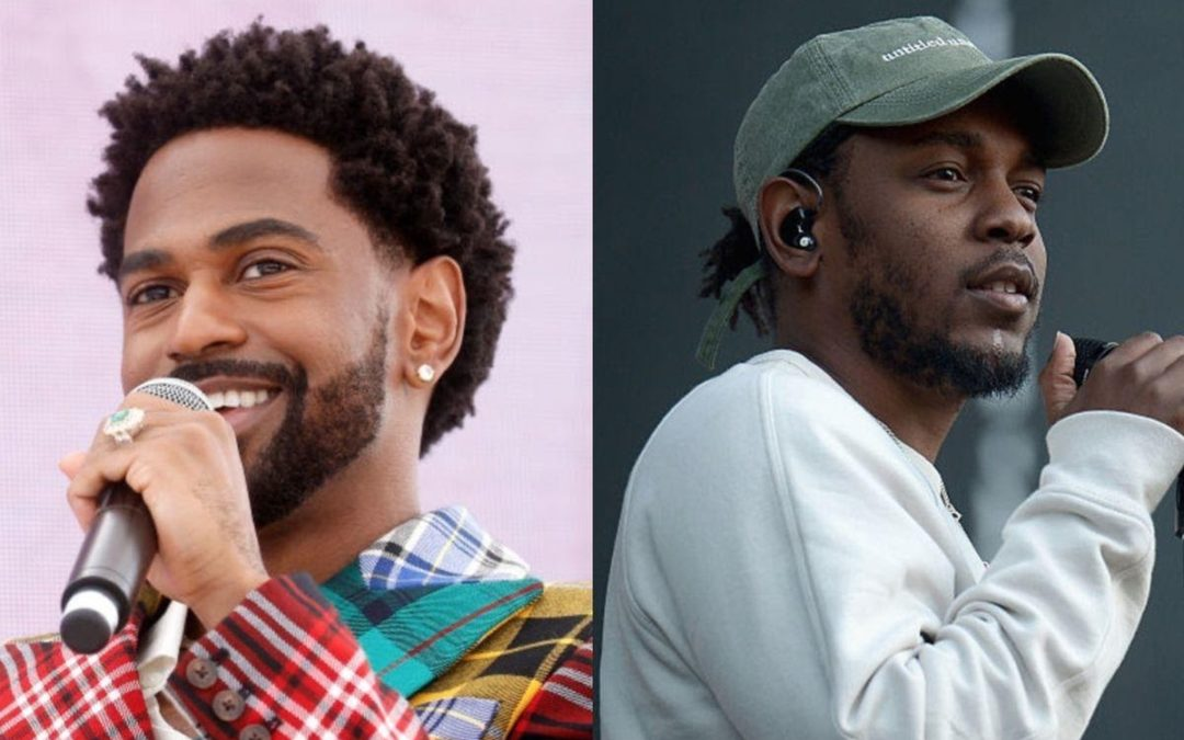 "Big Sean says Kendrick Lamar reached out to him after hearing ""Deep Reverence"""