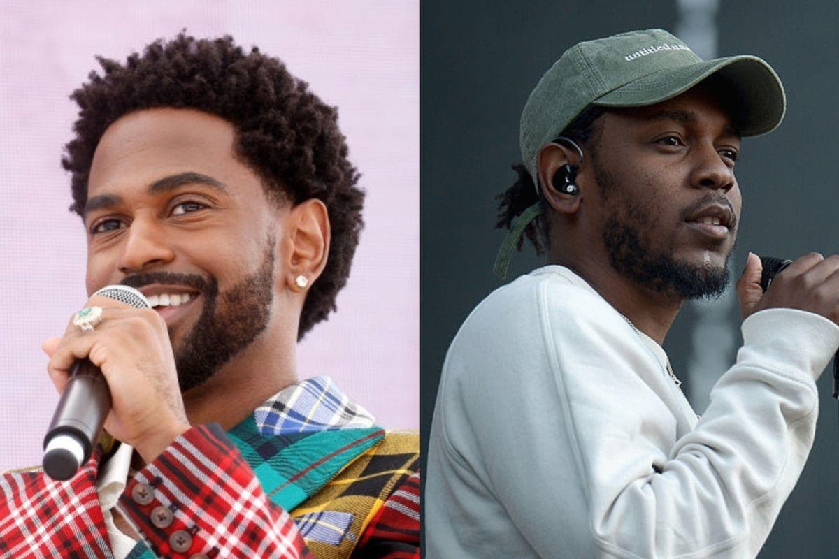 """Big Sean says Kendrick Lamar reached out to him after hearing """"Deep Reverence"""""""