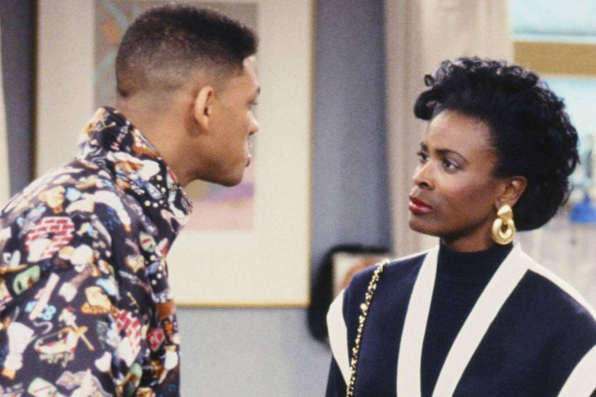 Black Twitter flips out over Will Smith and Janet Hubert reunion