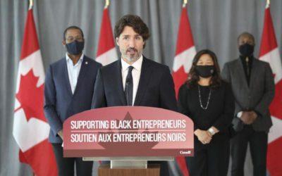 Canada Prime Minister unveils $221 million program for Black entrepreneurs