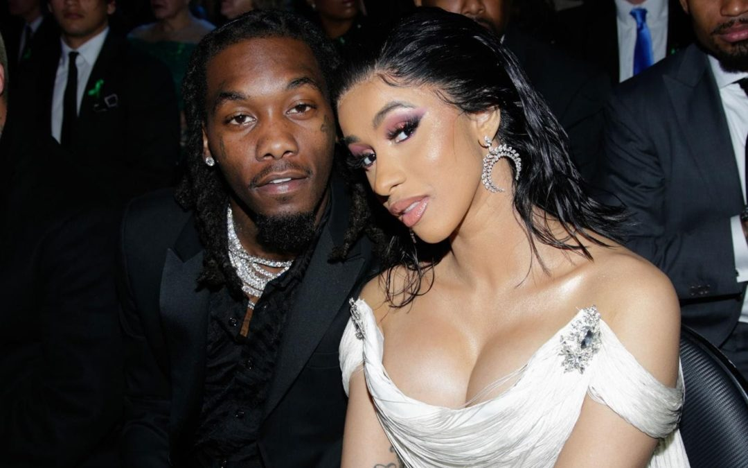 Cardi B's divorce papers amended as she demands 'amicable' split from Offset