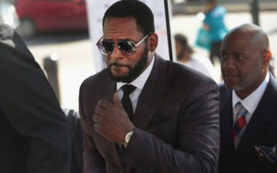 Court denies R. Kelly's latest appeal for release from prison