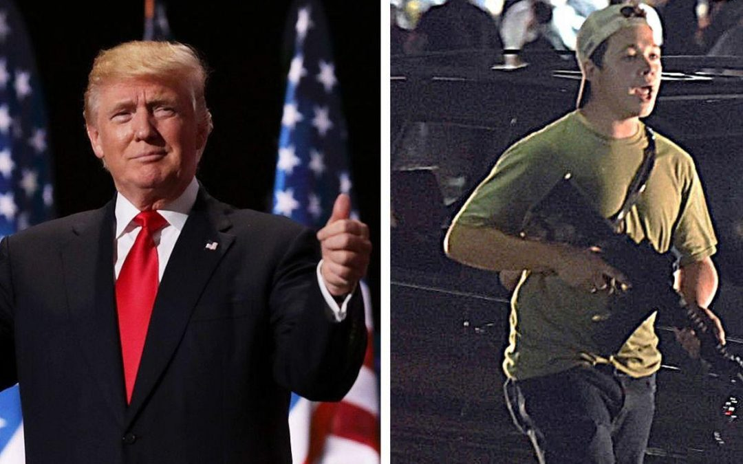 Donald Trump defends Kyle Rittenhouse Shooting