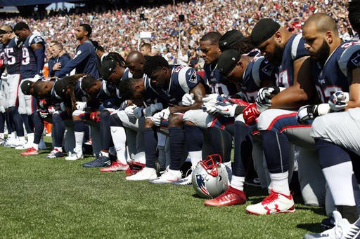 """NFL to paint """"end racism"""" and more in end zones"""