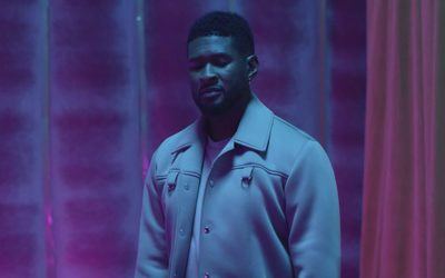 "Usher releases new visual for ""Bad Habits"""