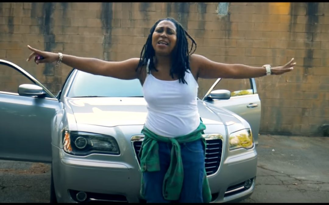 Lady Queet the modern-day lioness of Millennial Hip-Hop