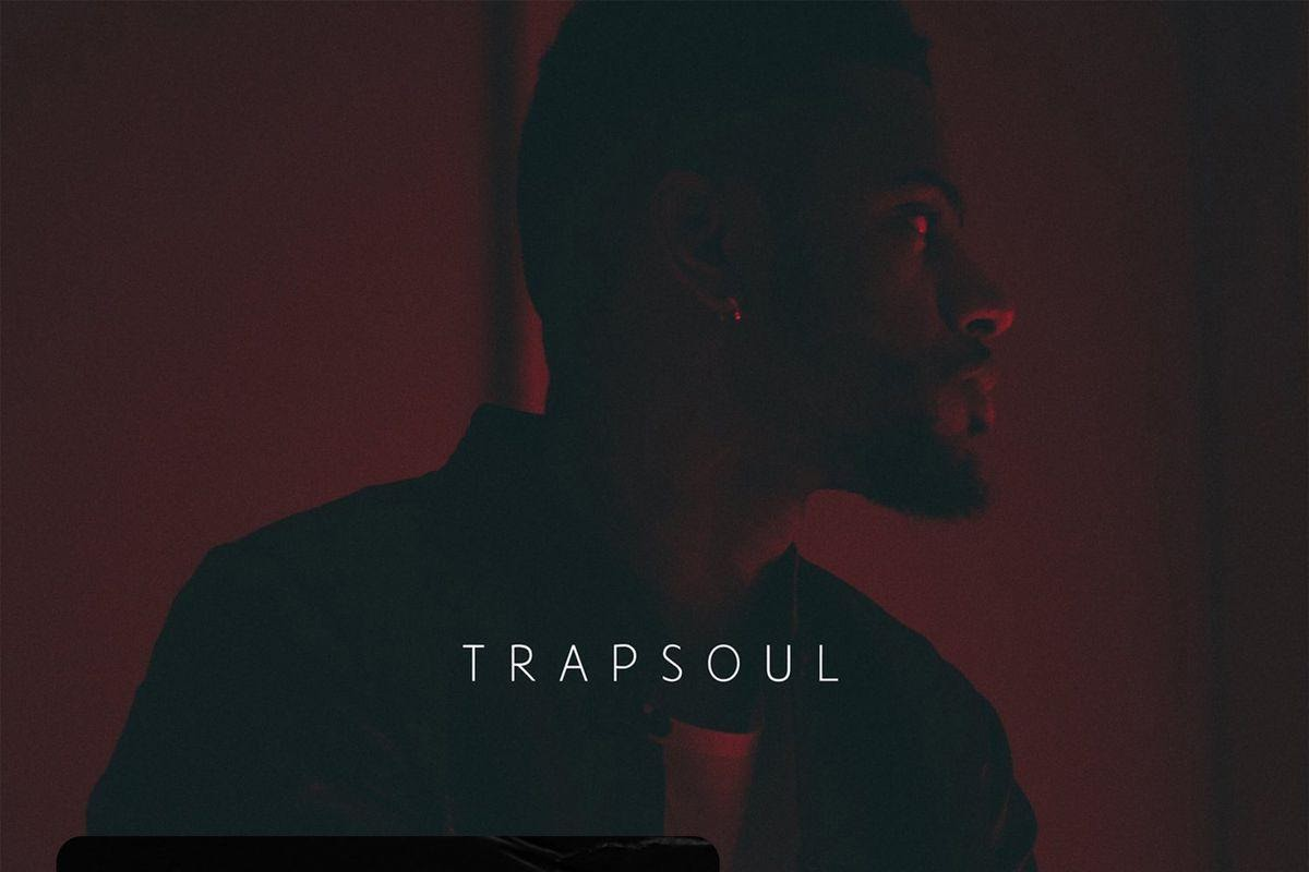 Bryson Tiller's deluxe version of 'T R A P S O U L' is here