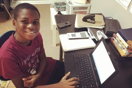 Gifted Black boy is a college sophomore at just 12 years old