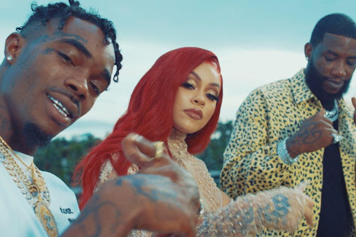 """Gucci Mane connects with Mulatto and Foogiano for """"Meeting"""" visual"""