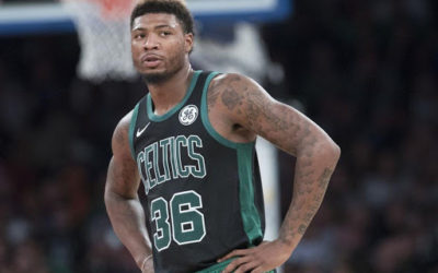 Marcus Smart recalls Boston Celtics fan calling him the n-word