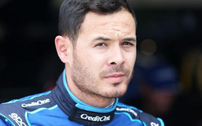 NASCAR reinstates Kyle Larson after he said N-word during online game