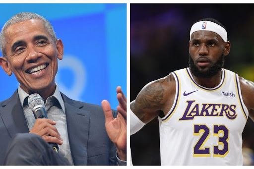 Obama congratulates LeBron James on his NBA title, praises him for fighting for social justice
