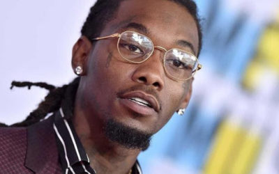 Offset detained by Beverly Hills police after he's attacked by Trump supporters