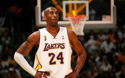 Smithsonian honors Kobe with display of his 2008 NBA Finals jersey