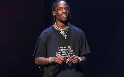 Travis Scott joins the PlayStation family as creative partner