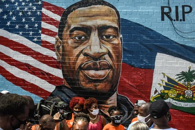 AT TEXAS A&M, GEORGE FLOYD'S SISTER HELPS CREATE INTERNSHIP FOR BLACK MEN