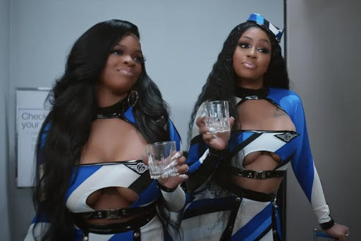 """City Girls and Lil Baby release visual of """"Flewed Out"""""""