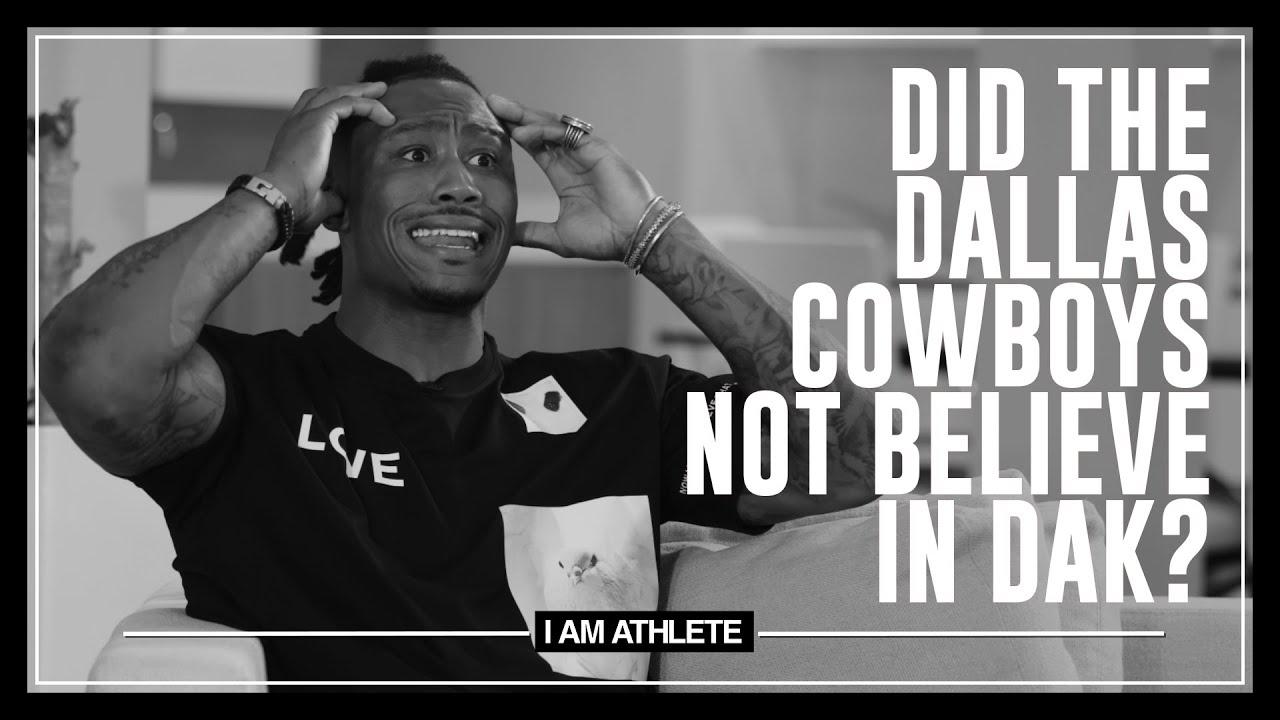 Did the Dallas Cowboys Not Believe in Dak?   I AM ATHLETE (S2E6)