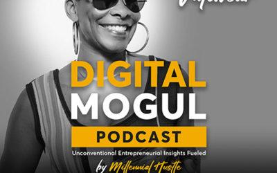 CEO DIONNE ELLISON unlocking the power of VULIWEAR eyewear | Digital Mogul Podcast