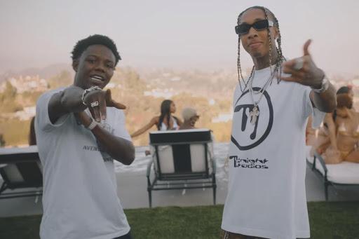 "Jackboy's new single ""Aggy"" assisted by Tyga"