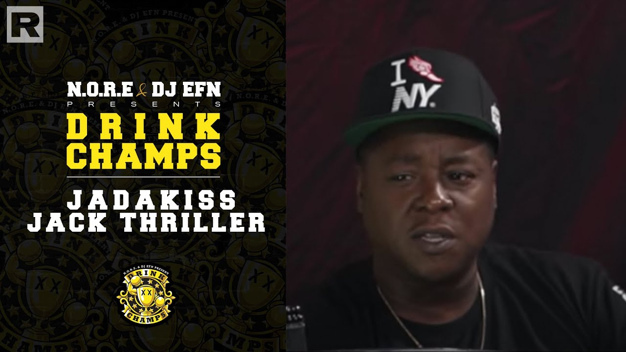 Jadakiss & Jack Thriller Talk Verzuz With Fabolous, 2 Chainz's Beef With Jack & More   Drink Champs