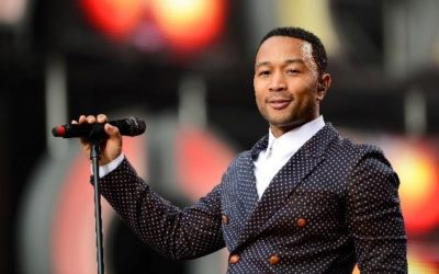 John Legend Criticizes Rappers Supporting Donald Trump