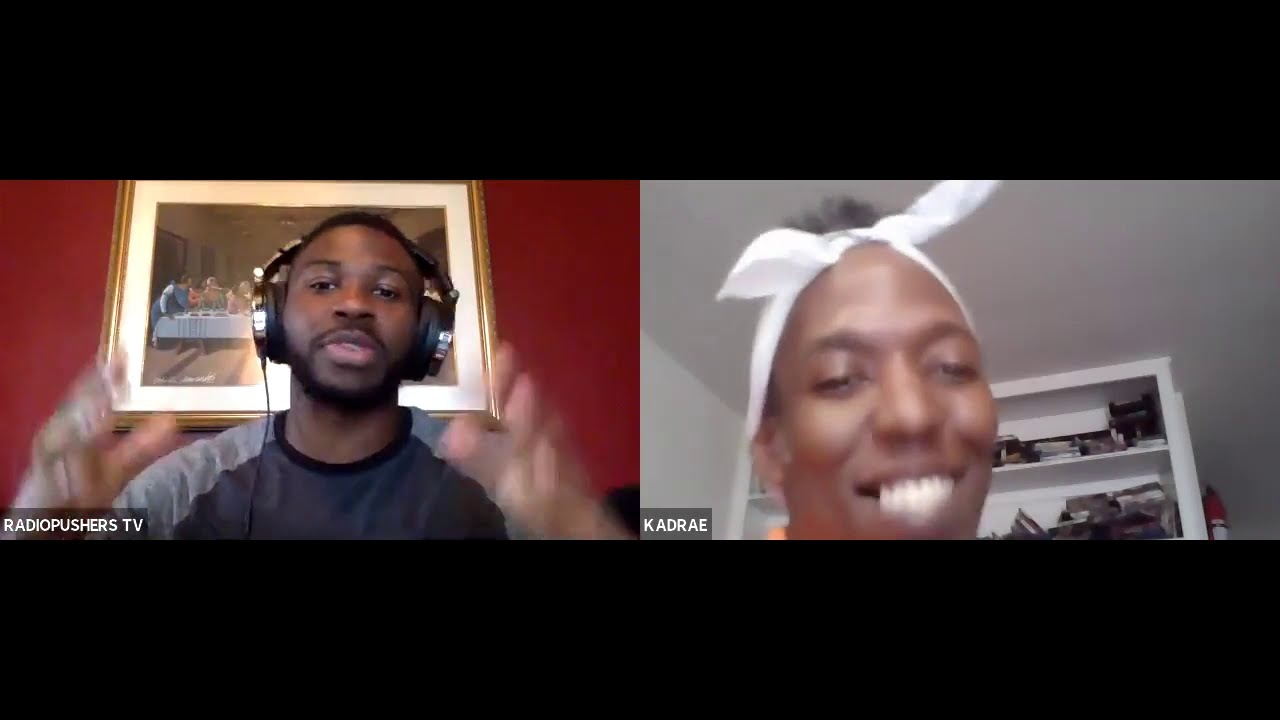 DREAMHUSTLEWIN PODCAST FEATURING KADRAE | HOSTED BY K CREDLE | EP #3
